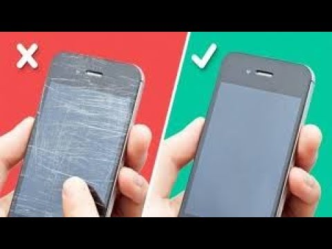how to fix broken phone screen with toothpaste