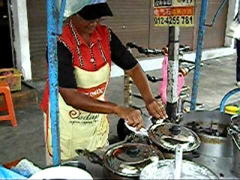 APOM or Appam - Indian style pancake