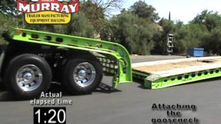 Murray Trailer Robo Link Mechanical Gooseneck