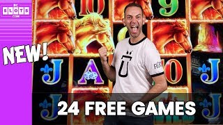 🤗 MUSTANG GOLD 🐴24 Free Games ✦ BCSlots #AD
