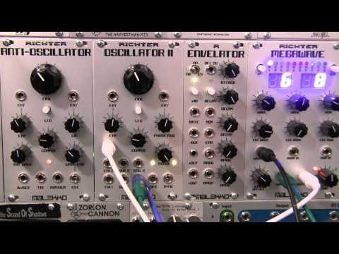 Modular Wild-Malekko Heavy Industry-Richter Megawave-Bank 8