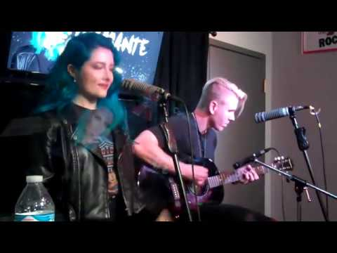 Diamante -Haunted (acoustic radio session) music
