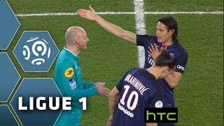Paris saint-germain - as monaco (0-2)  - résumé - (paris - asm) / 2015-16