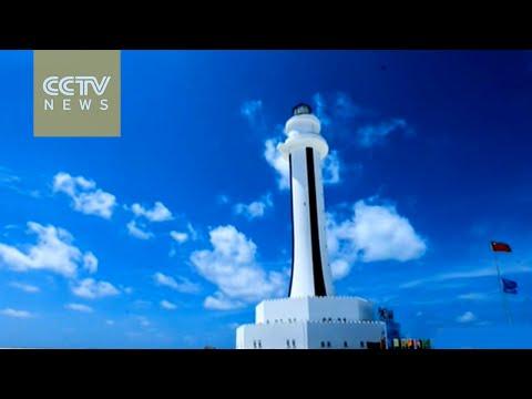 South China Sea navigation: China erects five lighthouses on Nansha Islands