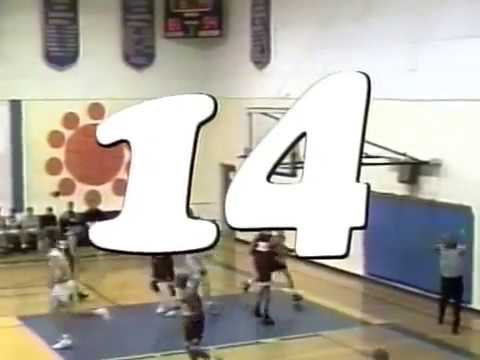 Chad Bickley HS Record 21 THREES