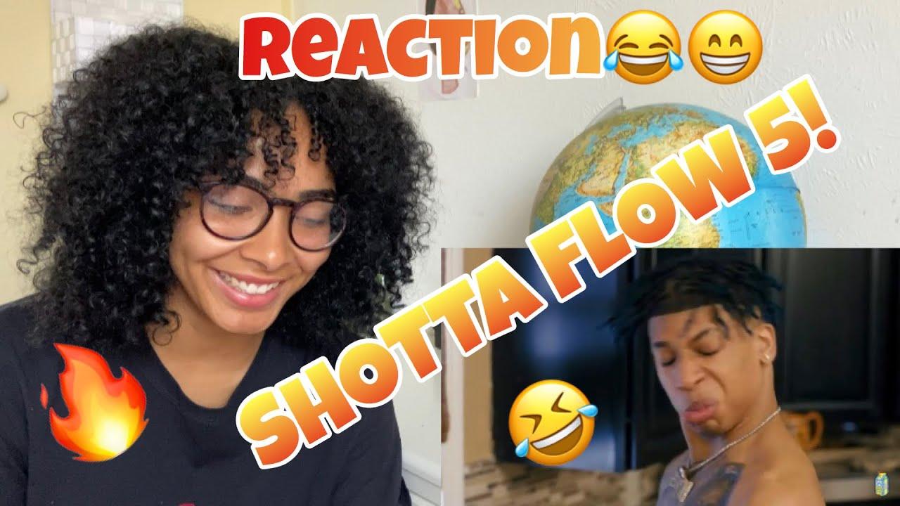 NLE Choppa- Shotta Flow 5| REACTION!