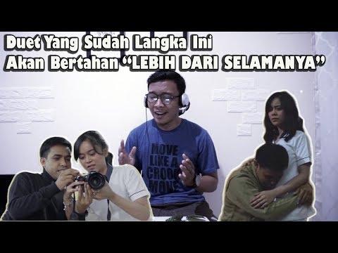 Video Klip Paling Dinanti : Lesti dan Fildan - Lebih Dari Selamanya | REACTION