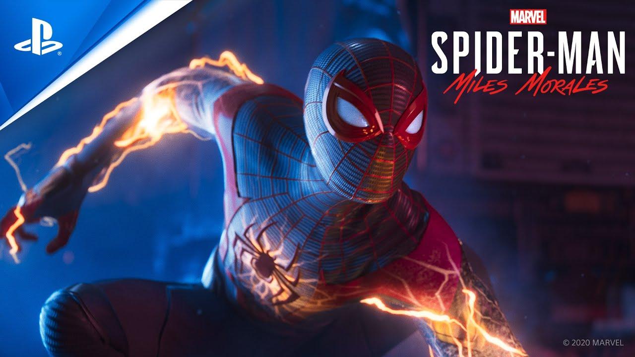 Marvel's Spider-Man: Miles Morales – Be Yourself TV Spot | PS5, deutsch