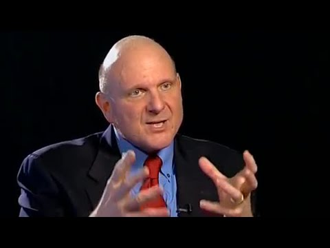 SuperPower: Digital Giants - Steve Ballmer, CEO of Microsoft - BBC