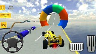 Formula Car Gt Racing Stunts – Impossible Tracks 2021   New Car Games – Android Gameplay screenshot 1