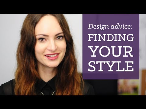 Design advice: Developing your style | CharliMarieTV