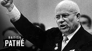 Khrushchev Lashes Out at Stalin (1956)   A Day That Shook the World