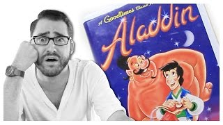 Knockoff Aladdin Review