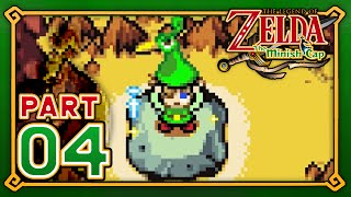 The Legend of Zelda: The Minish Cap - Part 4 - Mt. Crenel Base!