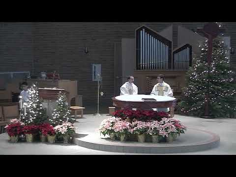 Mass for the Solemnity of Mary, Mother of God, 2018