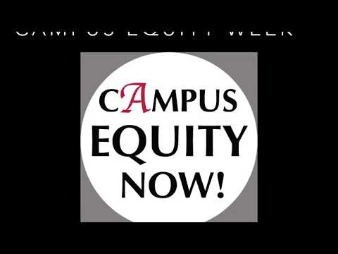 Campus Equity Week Presentation