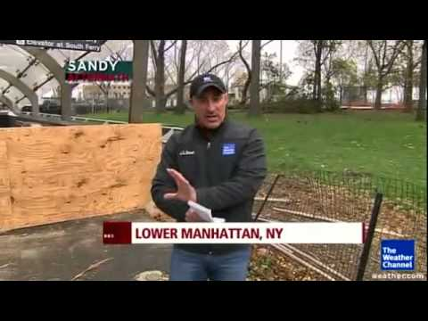 Hurricane Sandy Media Coverage (Part 1)