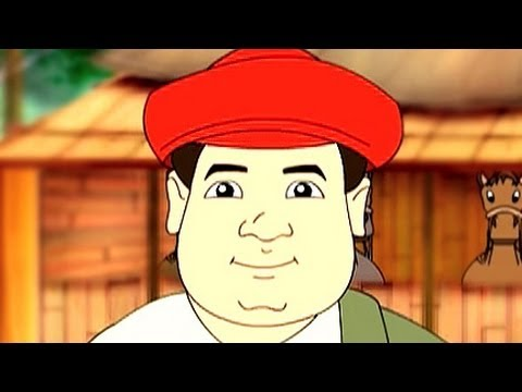Ajib Shart - Damodar Shastri Animated Story - Hindi Part 1