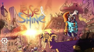 Checking Out The Rise & Shine Preview Build from Adult Swim Games