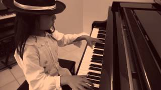 Tommy Dorsey's Boogie Woogie by 8 year old Catherine from Alexandra's Piano Studio