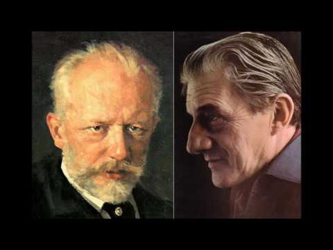 P.I. Tchaikovsky Serenade for Strings Op.48, Sir John Barbirolli