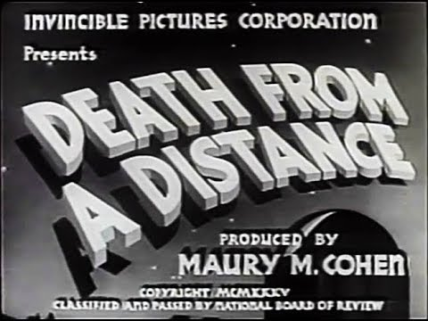Mystery Thriller Movie  Death From A Distance 1935