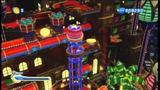 Sonic Generations - Casino Night (DLC) Modern Sonic