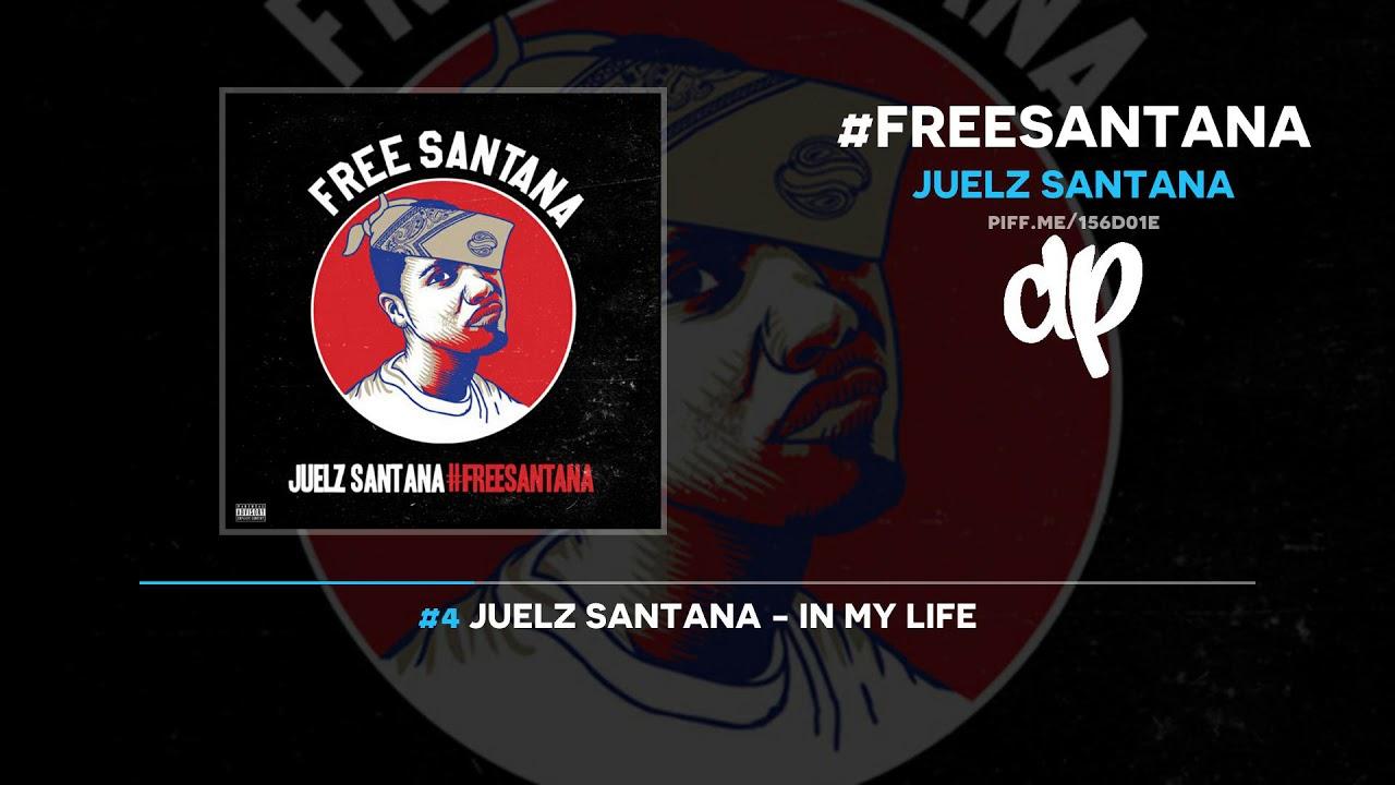 Juelz Santana — #FREESANTANA (FULL MIXTAPE)