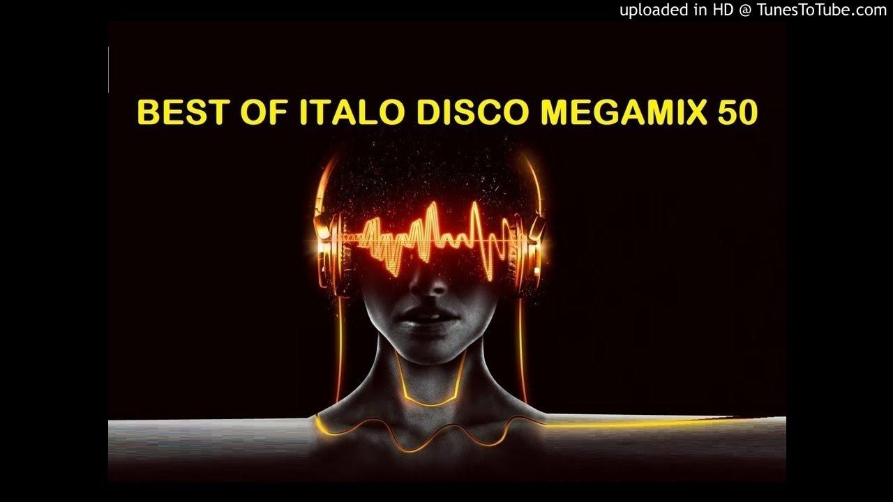 BEST OF ITALO DISCO MEGAMIX 50
