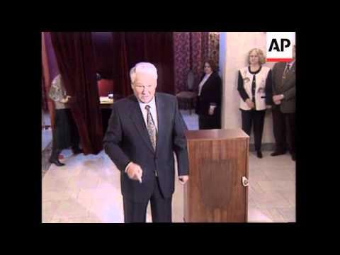 RUSSIA: ELECTIONS: BORIS