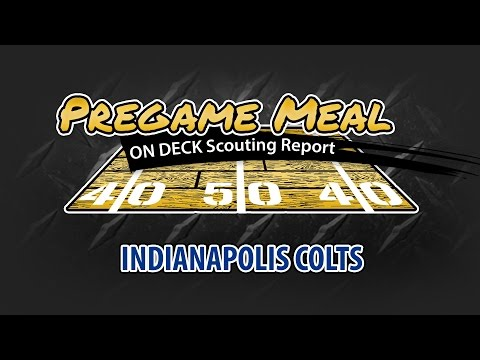 """Tunch & Wolf's """"Pregame Meal"""" Show 