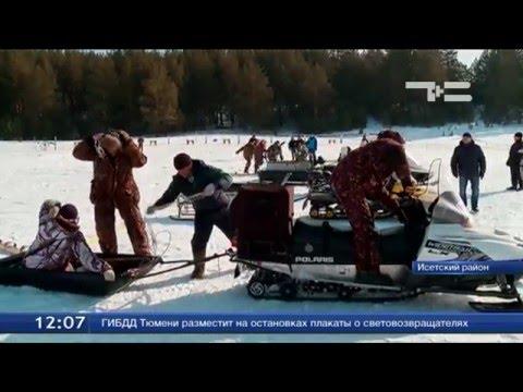 В Исетском районе прошел чемпионат по полиатлону