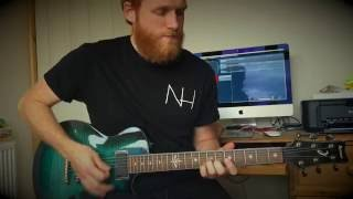 A Day to Remember - Same About You [Guitar Cover]