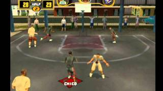 [PS2] Street Hoops Gameplay