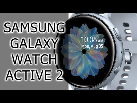 ОБЗОР | Часы Samsung Galaxy Watch Active 2