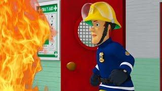 Brandweerman Sam Nederlands Nieuwe Afleveringen 🔥Verdwaald in de grot - Nieuw S 10 🚒Kinderfilms