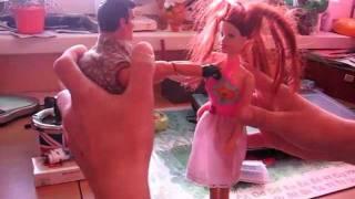 Barbie a Ken porno - T-boyz Beruška