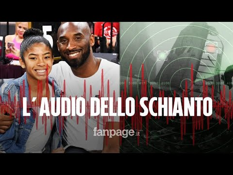 Morte Kobe Bryant: l'audio degli attimi prima dello schianto, il volo è scomparso dal radar