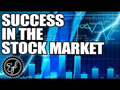 SUCCESS IN THE STOCK MARKET