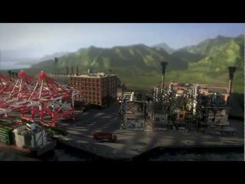 SimCity - Official Trailer 2012