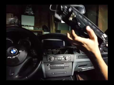 2008 2009 2010 BMW M3 E93 CONVERTIBLE how to remove dash/ dashboard/ dash panal