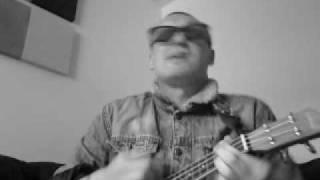 Oh Bondage Up Yours - XRay Specs Cover Ukulele Ukepunk