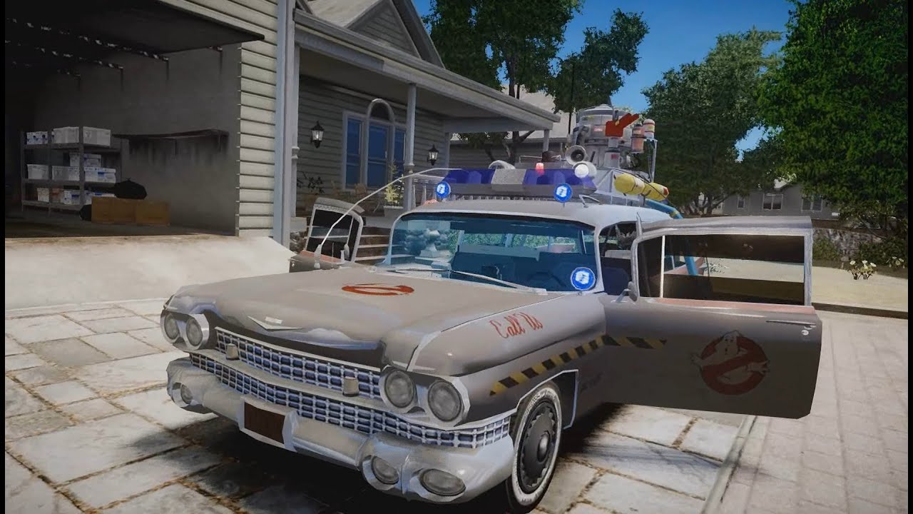 Ghostbusters  Cars