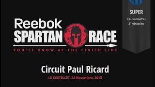 Spartan Race au Castellet (FRANCE)