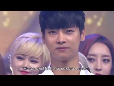 [SUB ESP] 160824 VIXX - Fantasy 2nd Win Show Champion