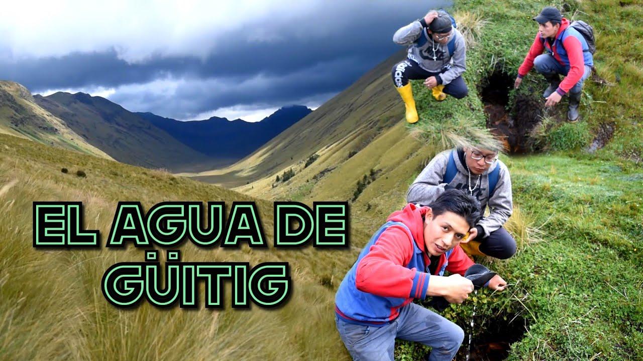 EL AGUA DE GÜITIG NATURAL | John Valverde