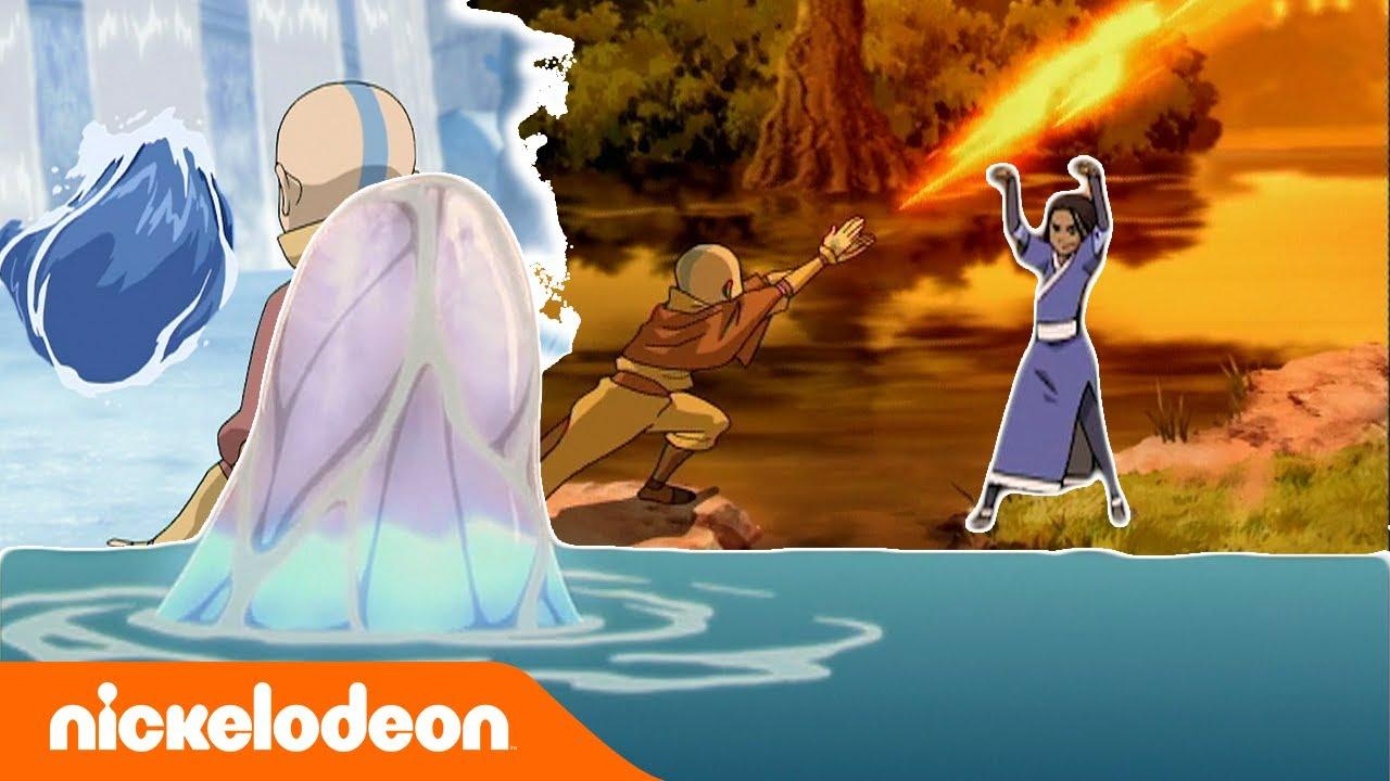Download Avatar: The Last Airbender   Mempelajari Elemen-elemen   Nickelodeon Bahasa