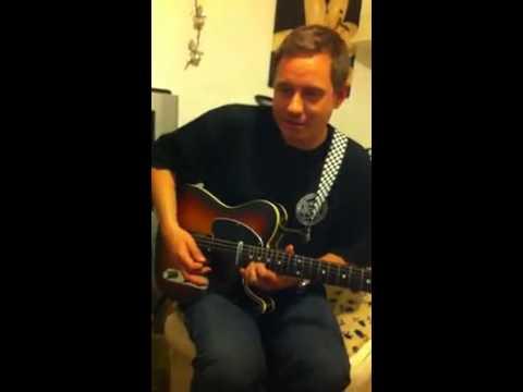 Paul  Edward Taylor jamming