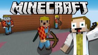[GEJMR] Minecraft - Tři Bořkové ...