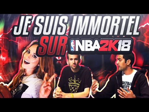 nba 2k17 que veut dire tre immortel sur nba 2k18 2k me r pond youtube. Black Bedroom Furniture Sets. Home Design Ideas